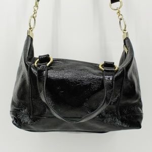 HOBO Bags - HOBO Patent Leather Crossbody Purse